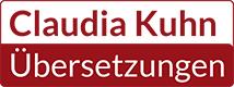 Claudia Kuhn Übersetzungen