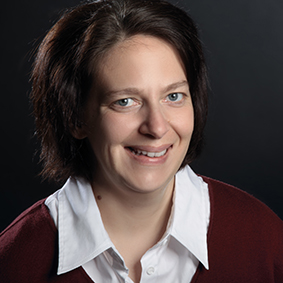 Die Übersetzerin Claudia Kuhn