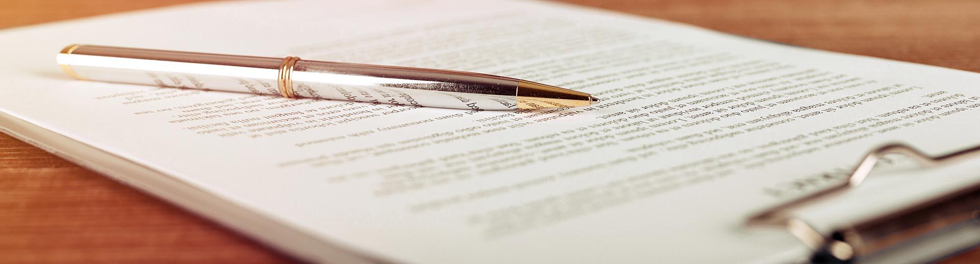 Personalwesen Arbeitsvertrag
